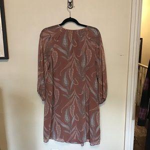 LOFT Dresses - Loft paisley print boho dress